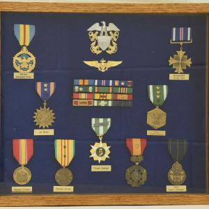 Mike Smith's commendations
