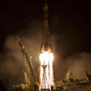 Soyuz MS-12 Launch