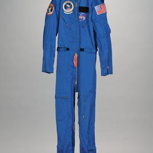 NASA flight suit